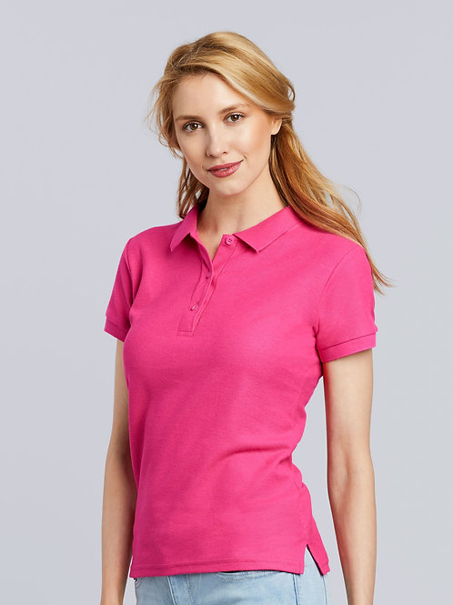 Gildan Premium Cotton� Ladies' Double Piqu� Polo
