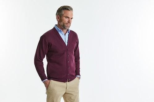 Russell Adult Sweatshirt Cardigan