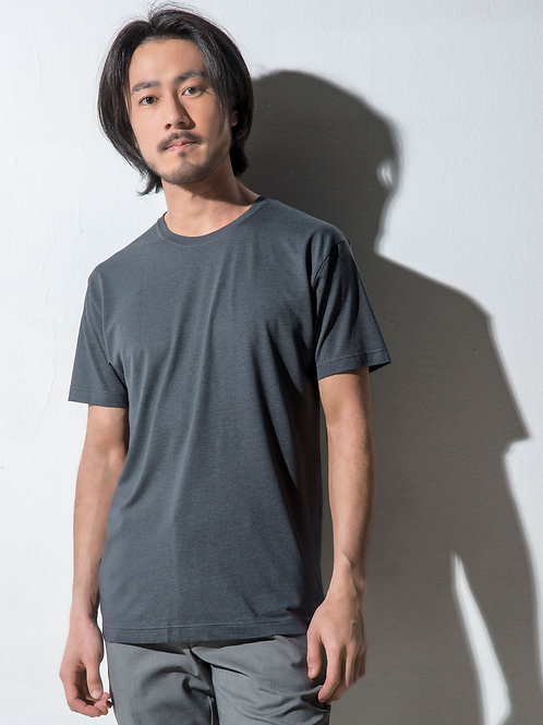 Nakedshirt Men's 'Jack' Viscose-Cotton T-Shirt