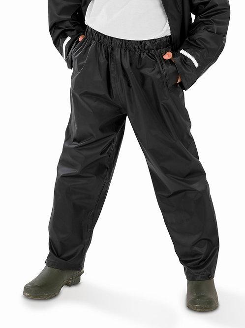 Result Core Junior Rain Trousers