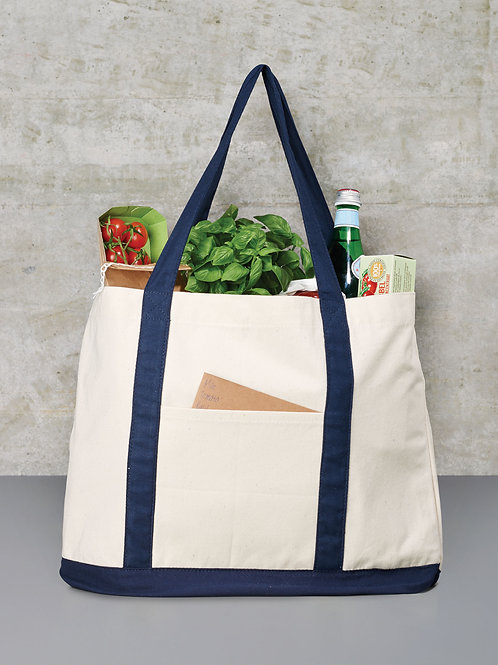 Bags By Jassz Canvas Shopping Bag