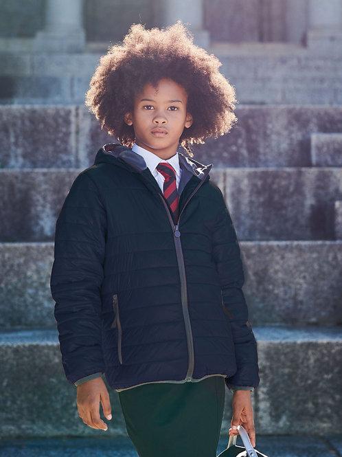 Regatta Junior Kid's Stormforce Thermal Hooded Jacket