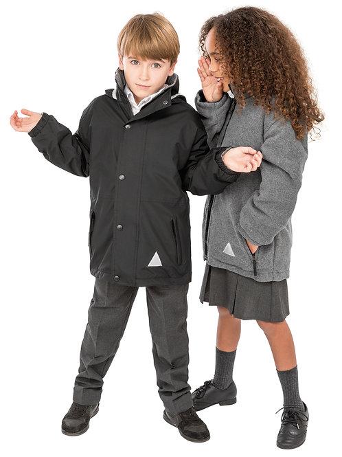 Result Kid's Reversible StormDri 4000 Fleece Jacket