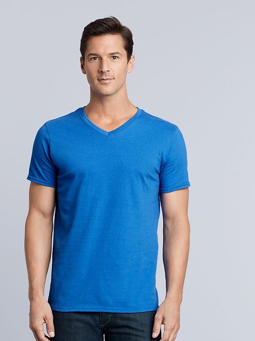 Gildan Softstyle� Adult V-Neck T-Shirt