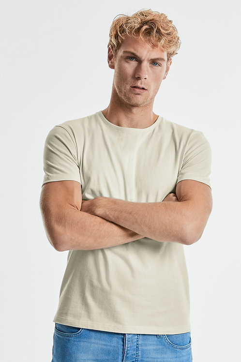 Russell Men's Authentic Tee Pure Organic