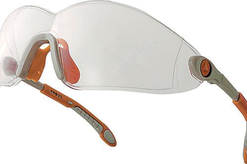 Delta Plus Polycarbonate Single Lens Glasses