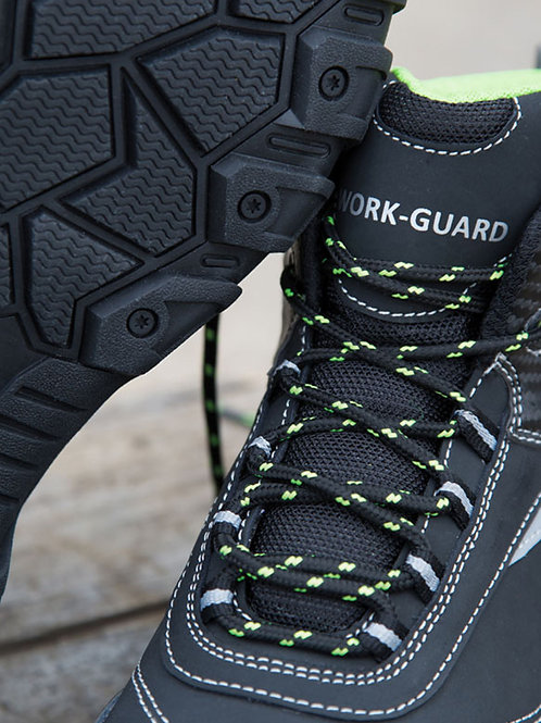 WORK-GUARD by Result Blackwatch Safety Boot
