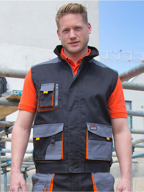 WORK-GUARD by Result Lite Gilet