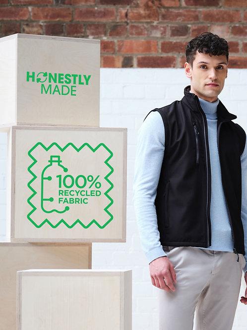REGATTA HONESTLY MADE Honestly Made Recycled Printable Softshell Bodywarmer