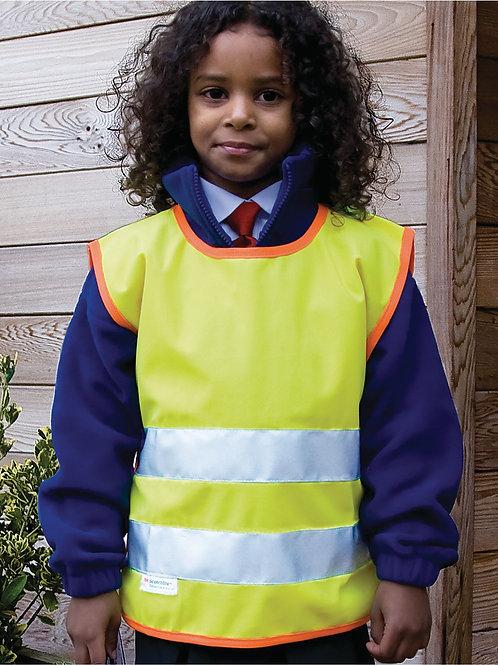 Result Safeguard Junior Hi-Vis Tabard