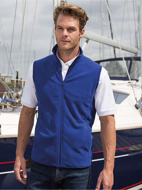 Result Core Microfleece Gilet