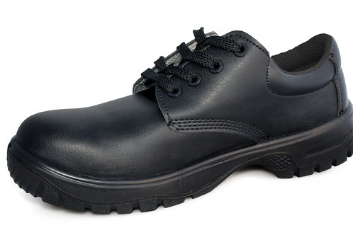 Dennys Comfort Grip Lace up Safety Shoe