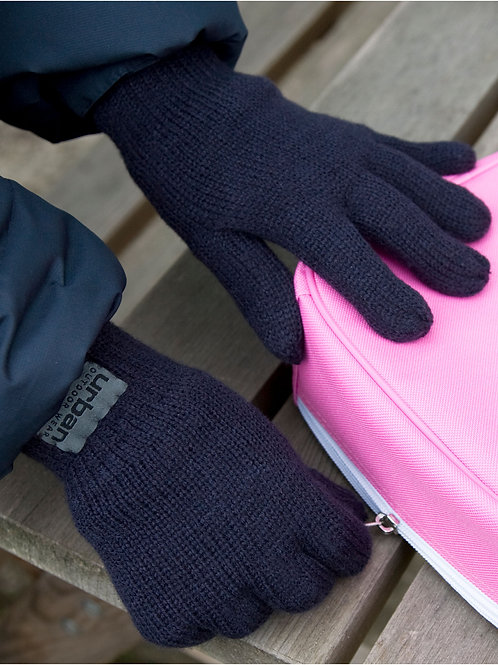 Result Winter Essentials Junior Classic Lined Thinsulate� Gloves