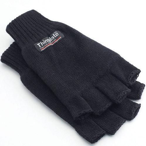 Yoko 3M Thinsulate� Half Finger Gloves