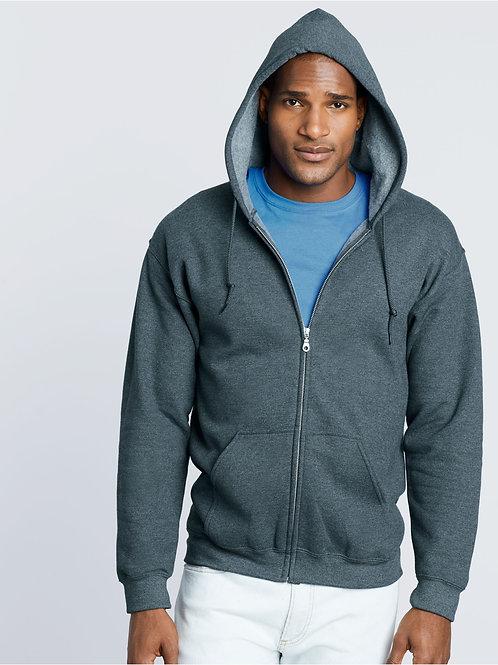 Gildan Heavy Blend� Adult Full Zip Hooded Sweatshirt