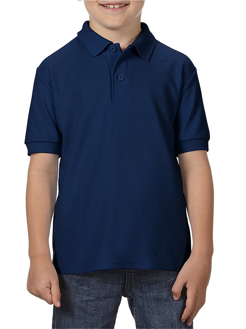 Gildan DryBlend� Youth Double Piqu� Polo