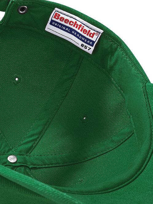 Beechfield  Low Profile Heavy Brushed Cotton Cap
