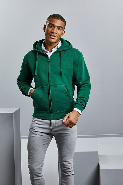 Russell Men's Authentic Zipped Hood