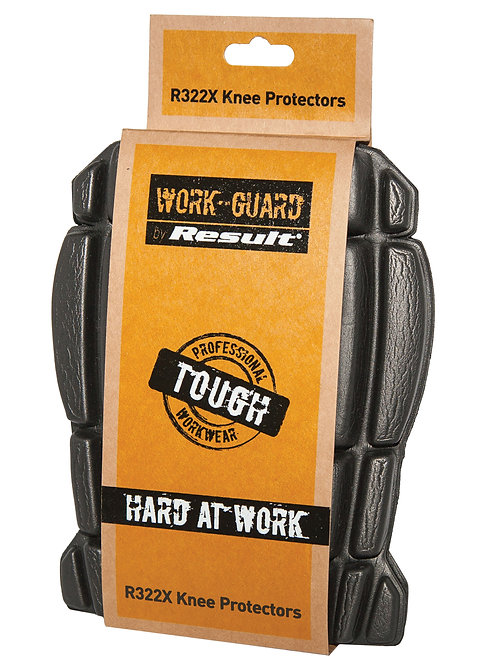 WORK-GUARD by Result Knee Protectors