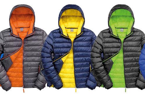 Result Urban Outdoor Wear Men's Snow Bird Padded Jacket