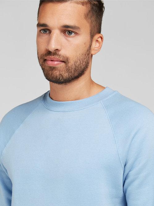 SG Men's Raglan Sleeve Crew Neck Sweatshirt