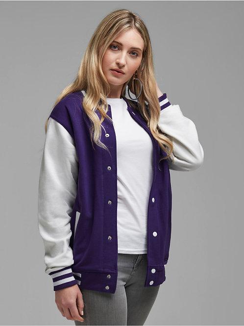 FDM Unisex Varsity Jacket
