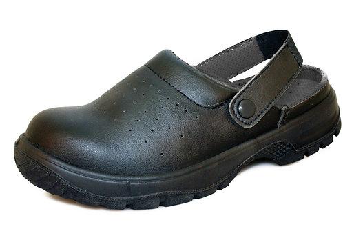 Dennys Comfort Grip Safety Sandal