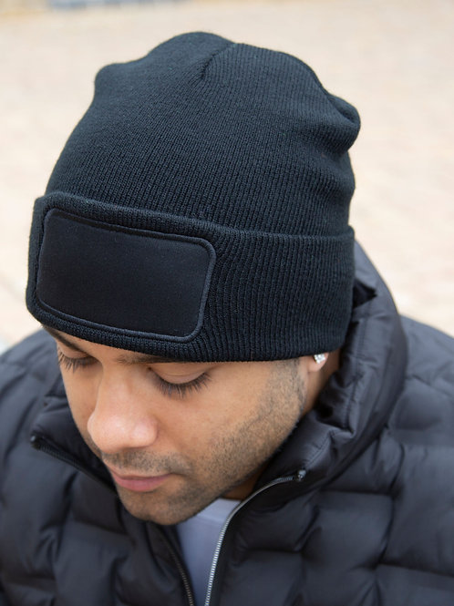 Result Winter Essentials Double Knit Thinsulate� Printers Beanie