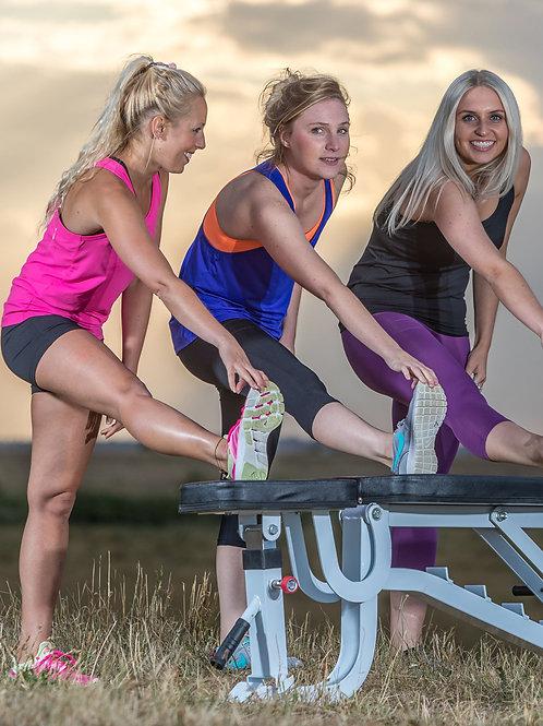 Spiro Impact Impact Women's Softex Fitness Top
