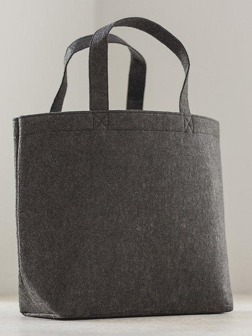 Bags By Jassz Large Felt Shopper