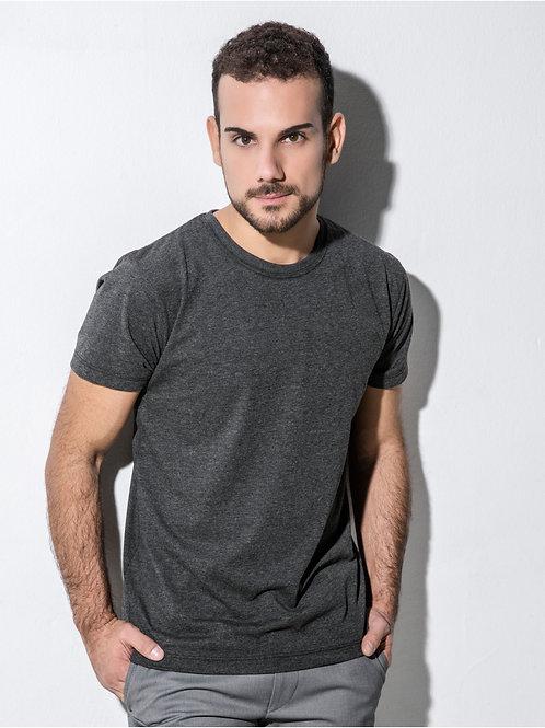 Nakedshirt Men's 'Larry' Favourite T-Shirt