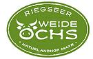 Riegseer Weideochs bei Fröhlichs Wirtshaus in Großweil