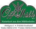 Off Mühle regionale Produkte im Fröhlichs Wirtshaus Großweil