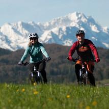 E-Mountain-Bike Vermietung