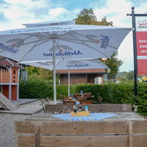 Fröhlichs Wirtshaus Biergarten