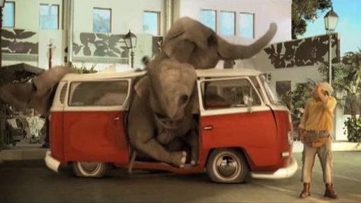 Cadbury Elephants