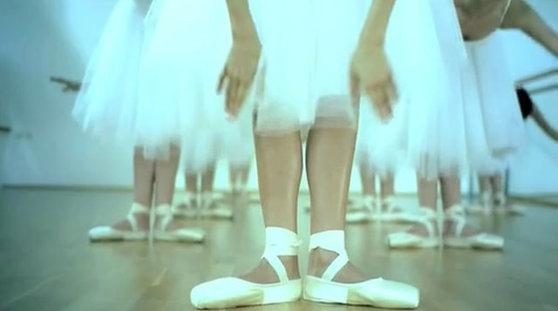Veet Ballerina