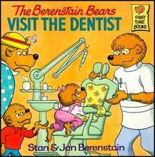 Books to read to prepare your child for their first visit to the dentist