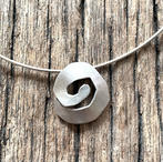 Matisse Swirl Pendant