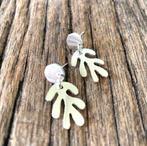Matisse Leaf Earrings