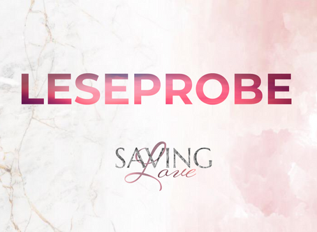 Leseprobe - Saving Love