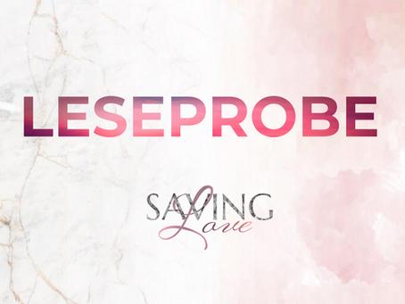 Leseprobe - Saving Love