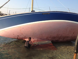 travaux sous-marins Emmanuel Lebesle