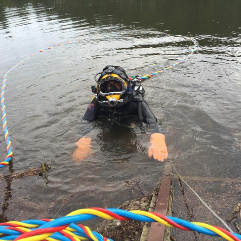 plongeur scaphandrier classe II A