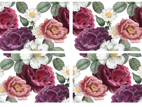 "Floral Romance 32"" x 22"" PRE-ORDER"