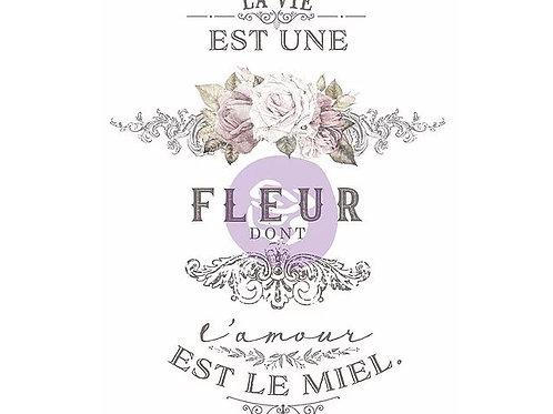 L'Amour Est Le Miel - Redesign With Prima Transfer