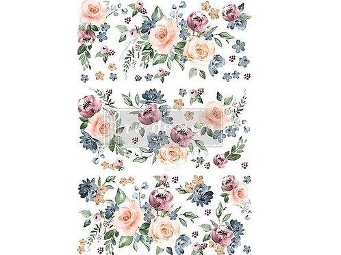 Watercolor Bloom
