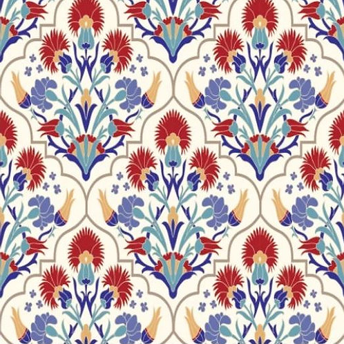 Whimsical Mediterranean Decoupage Paper by Belles And Whistles