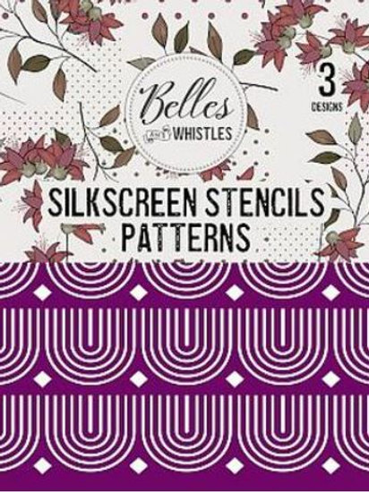 Patterns Silk Screen Stencil