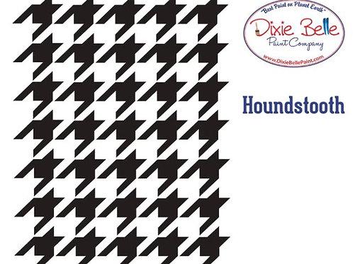 Houndstooth Stencil